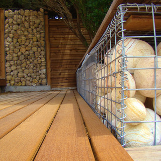 Création des terrasses, Saint Aygulf