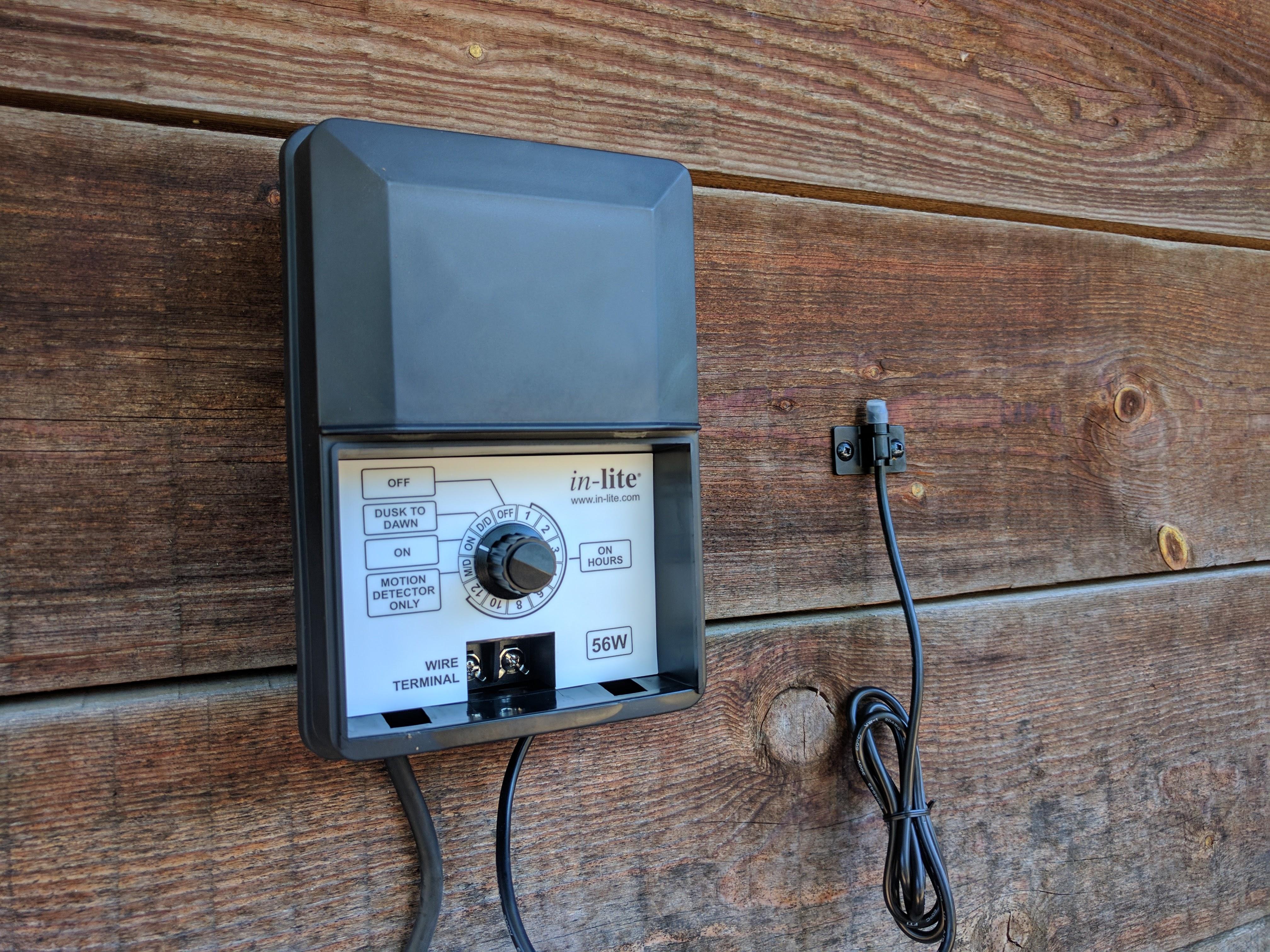 Comment Installer Un Eclairage Exterieur eclairage extérieur 12 volts vs 230 volts! réponse en 7