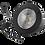 Thumbnail: Spot Encastrable Nero 12V/4,5W in-lite
