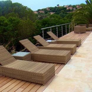 Création terrasse IPE, Saint Aygulf