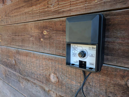 Comment Installer éclairage extérieur?