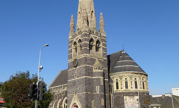 St_Mark's_Church,_Leicester,_south_side.
