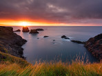 Arnarstapi Sunrise Iceland