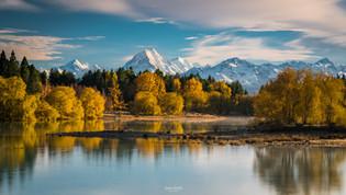 Autumn Mt Cook