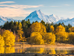 Lake Pukaki Autumn