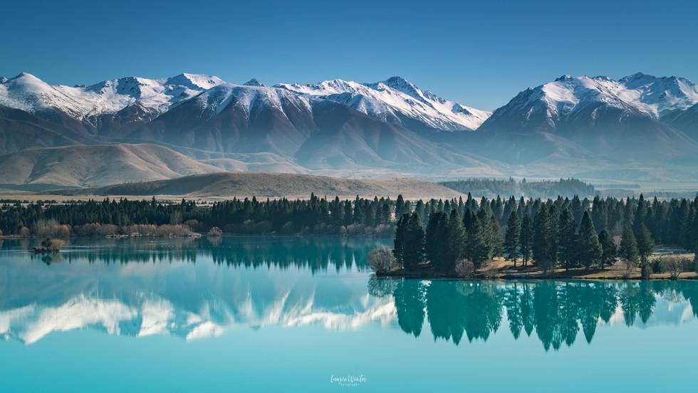 Lake Ruataniwha Blues
