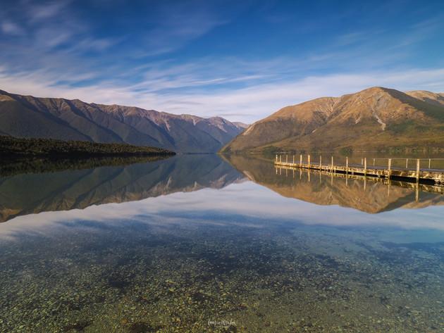 Lake Rotoiti Reflections