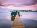 Sunrise at Hoopers Inlet