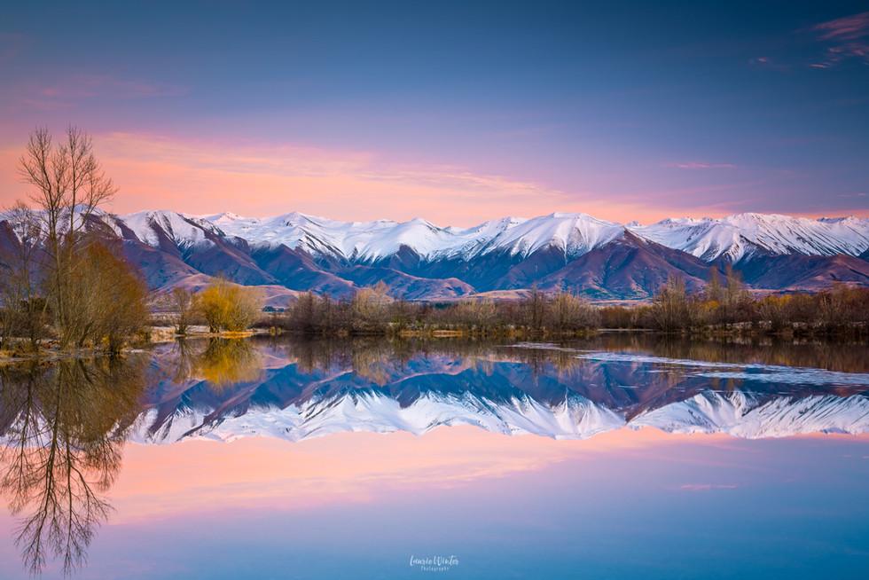Lake Poaka Sunrise