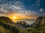 Titahi Bay Sunset Porirua
