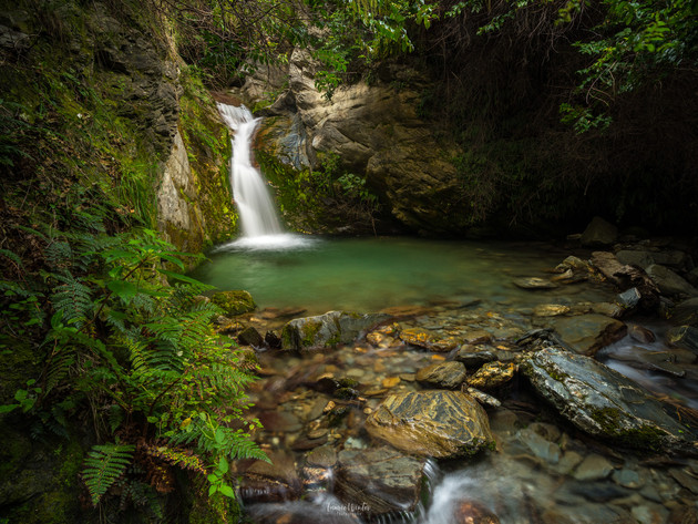 Lake Face Creek Waterfall Queenstown