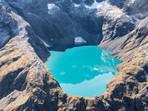 Lake Erskine Blues Fiordland