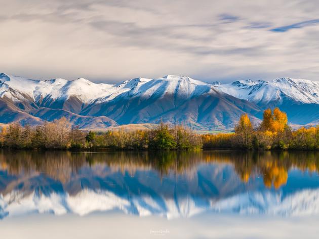Lake Poaka Reflections