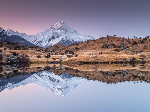 Aoraki/Mt Cook Reflections