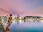 Solace of the Wind Sunrise, Wellington City