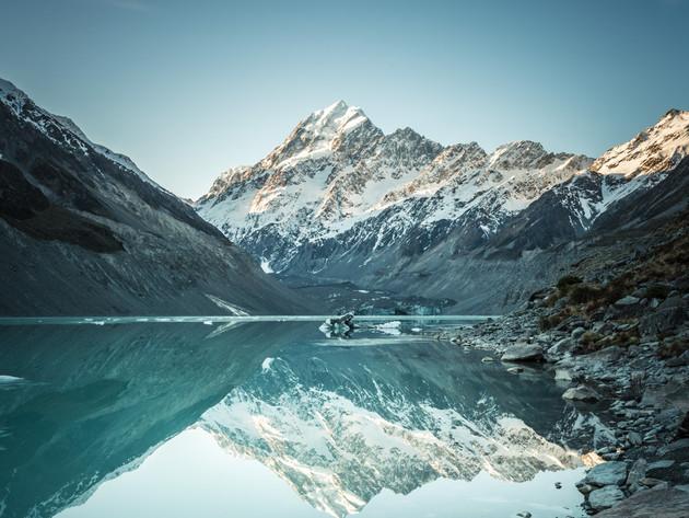 Perfect Reflections Hooker Lake