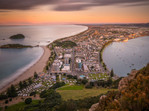 Sunset Views from Mt Maunganui