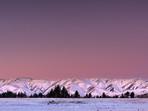 St Bathans Range Sunset Otago