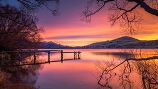 Lake Hayes Sunset