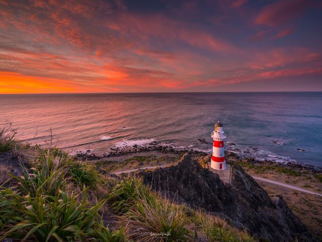Sunrise Cape Palliser Lighthouse