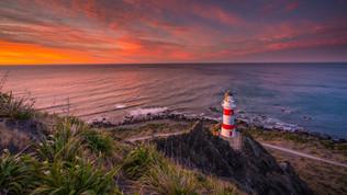 Sunrise Cape Palliser
