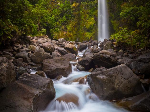 Dawson Falls Mt Taranaki
