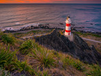 Stunning Sunrise at Cape Palliser