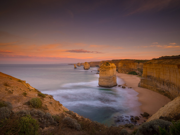 Great Ocean Road Sunrise at the Twelve Apostles