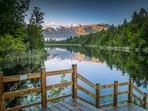Reflection Island Lake Matheson