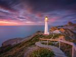 Early Sunrise Castlepoint Lighthouse