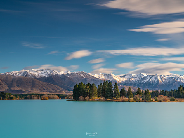 Mackenzie Blues at Lake Ruataniwha
