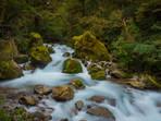 Fiordland Waterfall Marian Falls