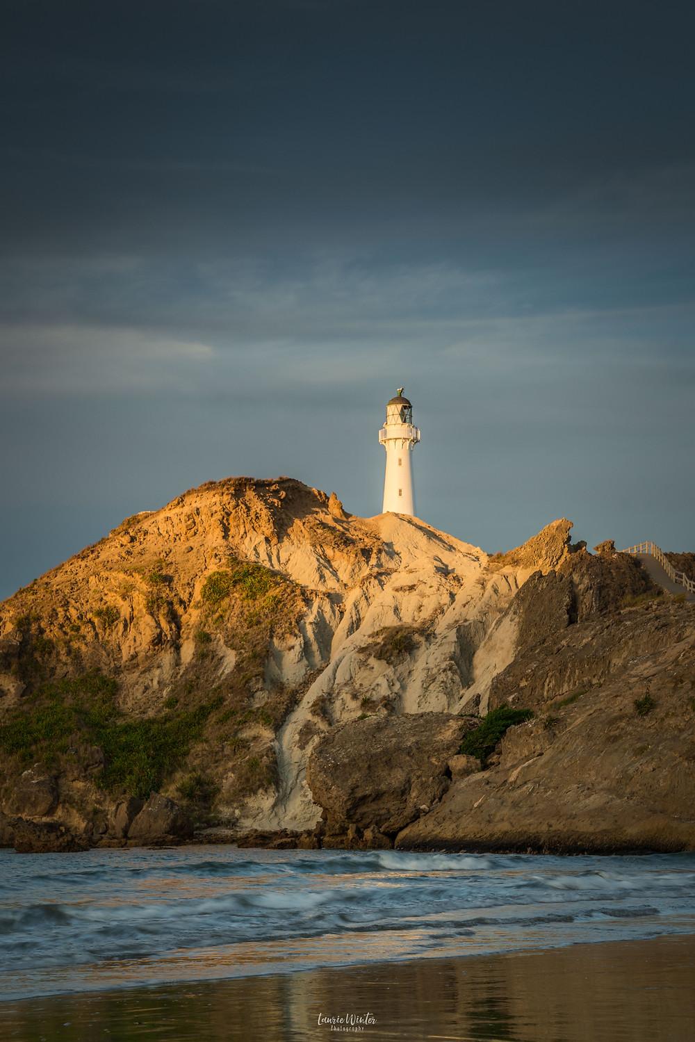 Castlepoint Lighthouse Wairarapa