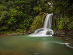 Waiau Falls Waterfall Coromandel