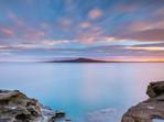 Rangitoto Sunrise Auckland