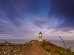 Cape Reinga Moody Sunrise
