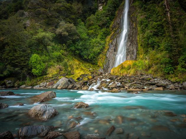 Beautiful Thunder Creek Falls