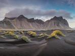 Vestrahorn Panorama, Stokksnes Peninsula Iceland