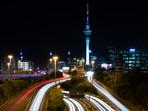 Hopetoun Bridge Auckland Rush Hour