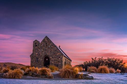 Church of the Good Shepherd Sunrise