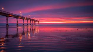 Christchurch Sunrise