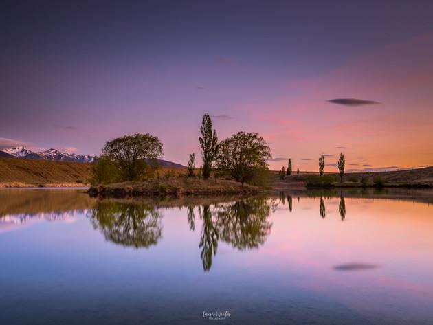 Twizel Sunrise at Loch Cameron