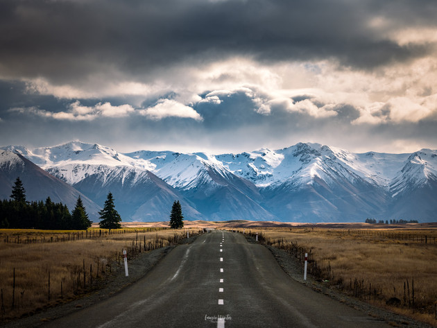 The Road to Ohau, Twizel