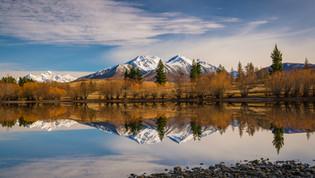Lake Camp Reflections