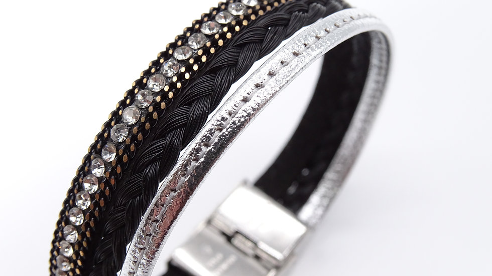 Bracelet en crin Luxéa