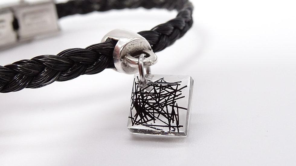 Bracelet en crin Castille