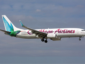 Caribbean Airlines expands cargo services in the United States