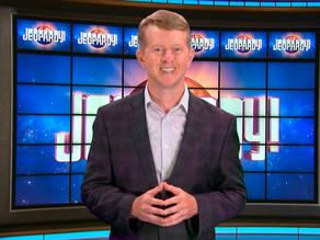 Champion Ken Jennings will be first interim 'Jeopardy!' host