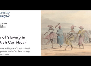 UWI and UoG develop free course on British slavery in the Caribbean