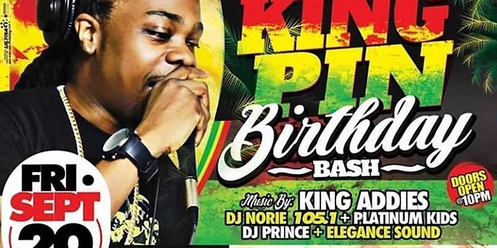 King Pin Birthday Bash